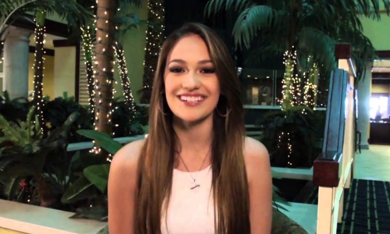 2013 Miss Teen USA - Arkansas - Abby Floyd - YouTube